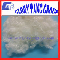 15DX64MM polyester silicone fiber