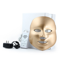 Factory wholesale led facial mask with 3 pdt photon colors 150pcs led lights face mask in stock CE approved