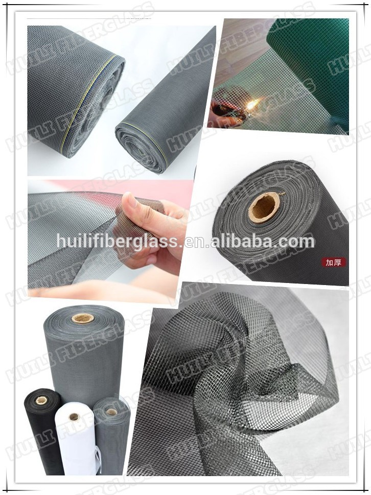 Fiberglass Screen net /Door Mosquito Nets/ Colored fiberglass window screen