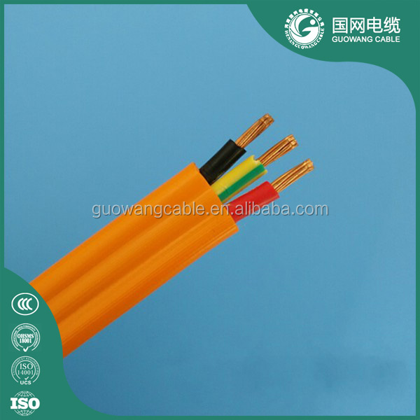 Electrical Cable Wire 10mm Copper Cable Price Per Meter