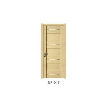 Fashion Interior Mdf Pvc Interior Shaker 6 Panels Door