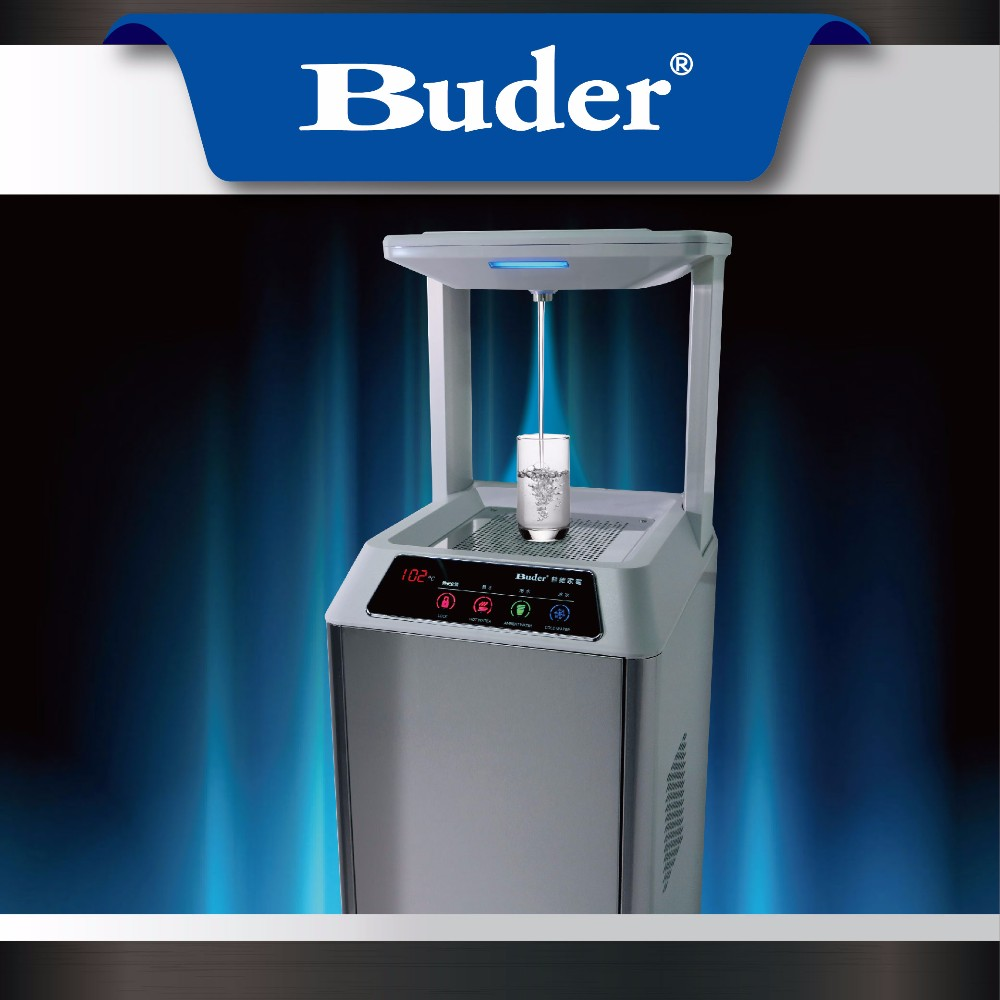 [ Taiwan Buder ] Hot and cool 2 temperature control touch panel water dispenser