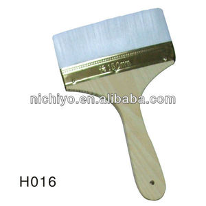 High Quality PBT Chemical Fiber Brush For Water-based Wood Paint