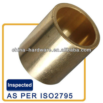 Oil impregnated sintered bushing 140 141 for Electric motor sleeve bearing lubrication