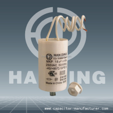 ac capacitor lighting capacitor cbb60 1-30uf 250v