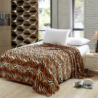 100% Polyester Fleece Blanket Picnic Throw Flannel Blanket bulk buy from China