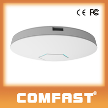 300mbps 48V poe port Router/AP indoor wifi extender or repeater with PoE adapter COMFAST CF-E325N
