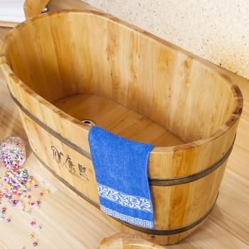 Portable Indoor Kids Wooden Bathtub For Sale Freestanding Baby ...