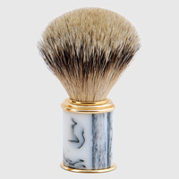Shaving material acrylic handle badger hair very comfortable SV-318 shaving brush