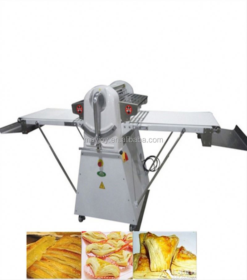 Good quality CE approved multi-functional croissant machine dough sheeter for home use