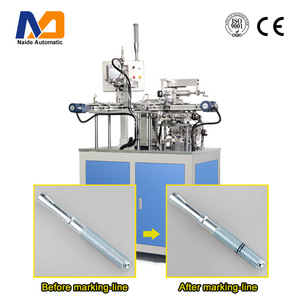 New condition Bolt marking line automation assembly machine Fastener automated factory equipment