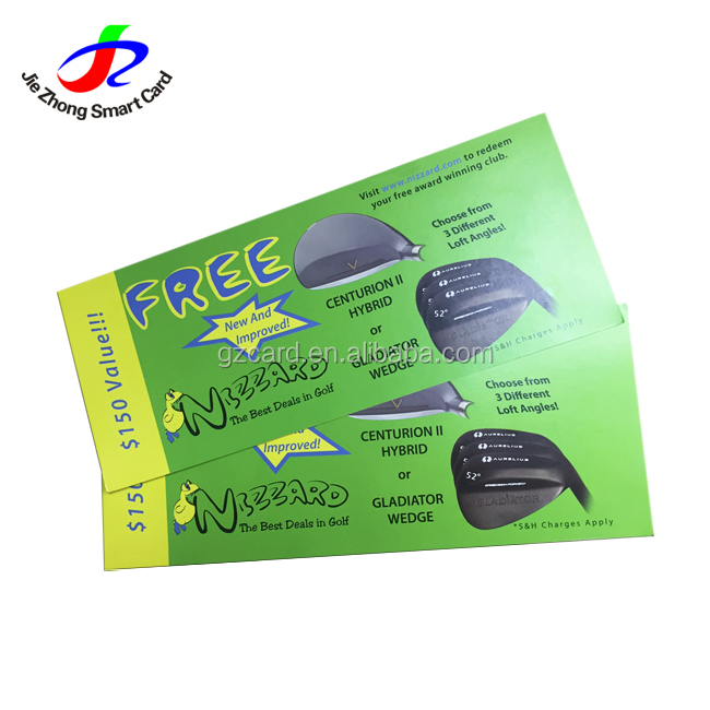 Stampa cartolina/flyer stampa/carta di carta stampa