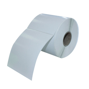 Different Size Thermal Paper Label Rolls / direct thermal Self-Adhesive Paper Label Paper 38x25