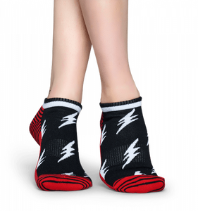 Custom Comfy Gymnastics Ankle Running Socks