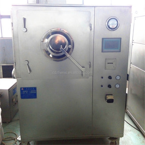 Automatic Pharmaceutical Tablet Sugar Film Coater Coating Machine