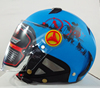half face helmets SPORTS helmet SKATING cascos customized motorbike helmet with visor 8689b