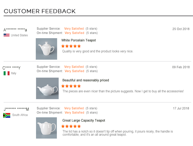 Hot selling Ceramic Coffee Pots, Custom Logo China Wholesale Hotel Restaurant White Ceramic Porcelain Coffee Pot