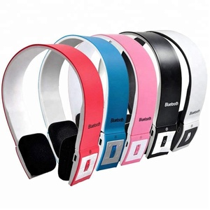 High Quality Outdoor Portable BH23 Sport Wireless Stereo Bluetooth Headset