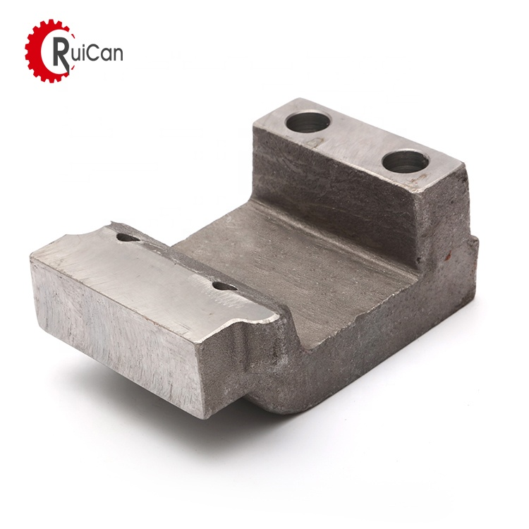 OEM customized custom engineering  tractor agricultural machinery parts with lost wax investment casting