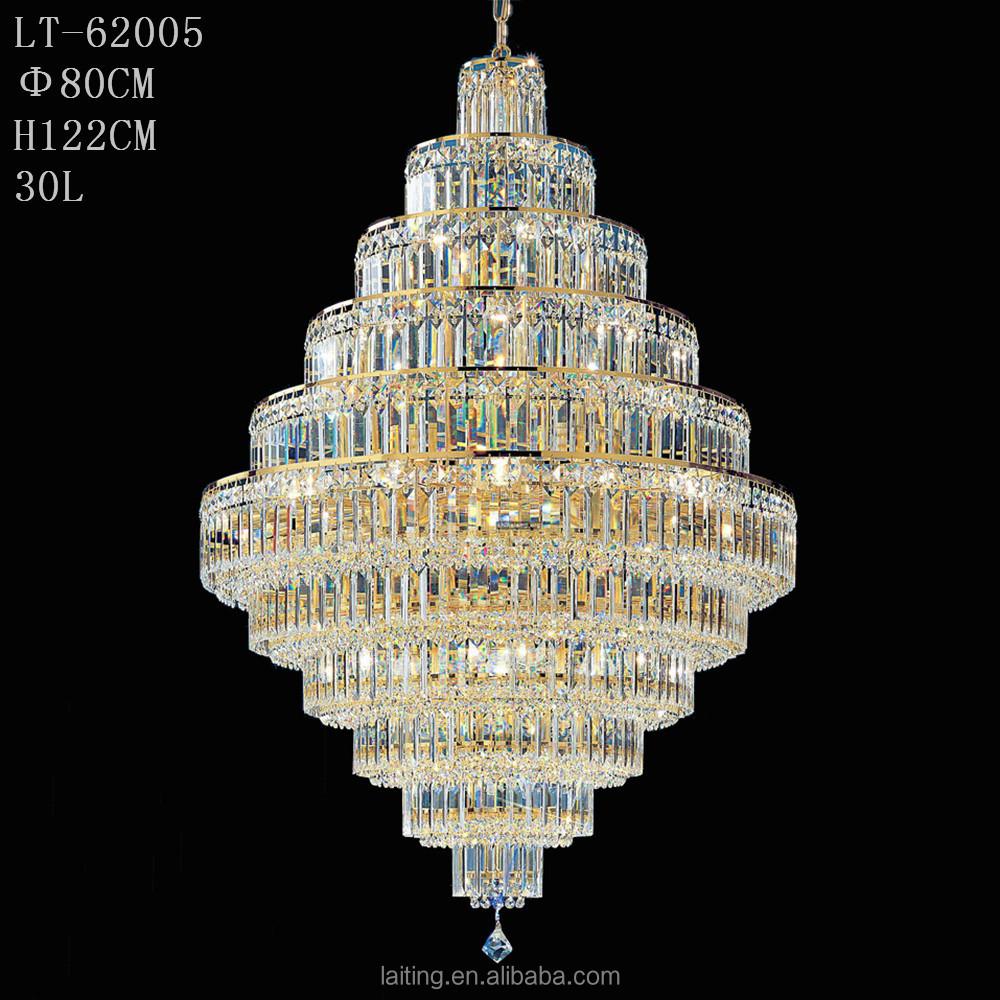 Large villa salon avize crystal used hotel chandelier from hotel large villa salon avize crystal used hotel chandelier from hotel 63002 mozeypictures Images