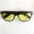 China hot product 2018 custom made light yellow colored lens promotional sunglasses suit for party with very good price