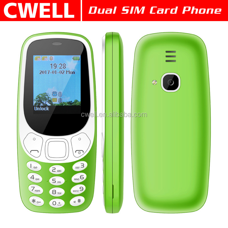 Unlocked Cell Phone for Nokia 3310