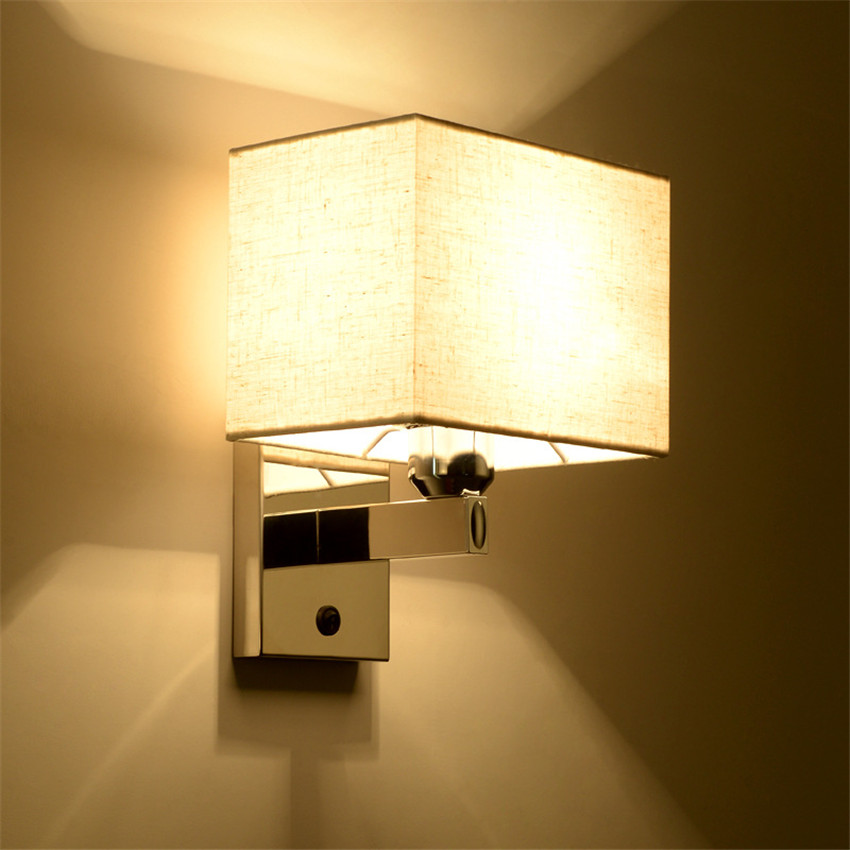 popular wall reading lamps buy cheap wall reading lamps lots from china wall reading lamps. Black Bedroom Furniture Sets. Home Design Ideas