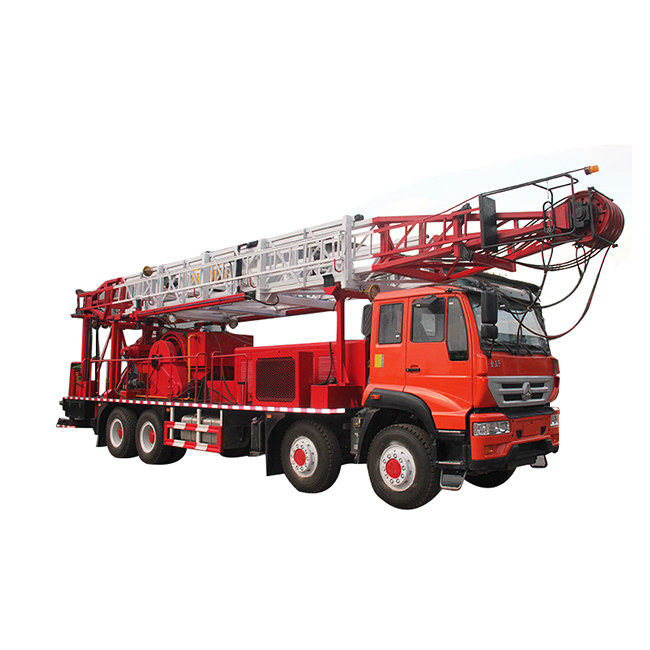 Model XJ700Z-WL 40 tons free standing workover rig
