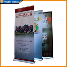 roll up banner stand and roll up display