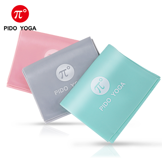 PIDO hot sale TPE fitness <strong>resistance</strong> band or yoga tension band