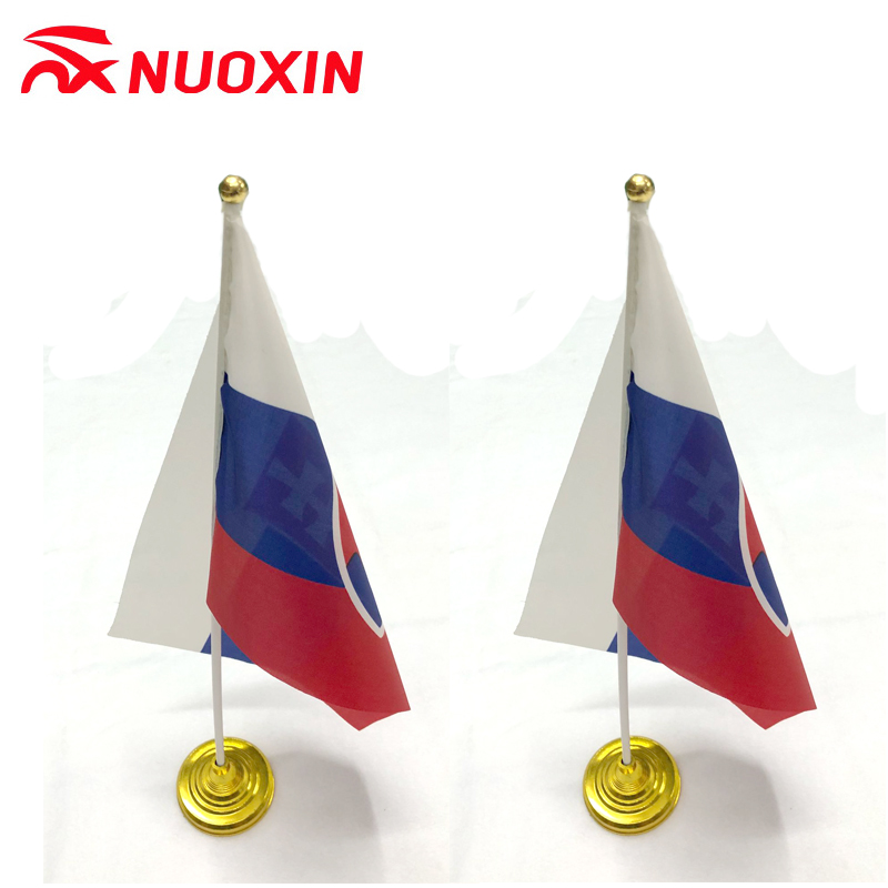 Nuoxin wholesale cheap office decoration table flag