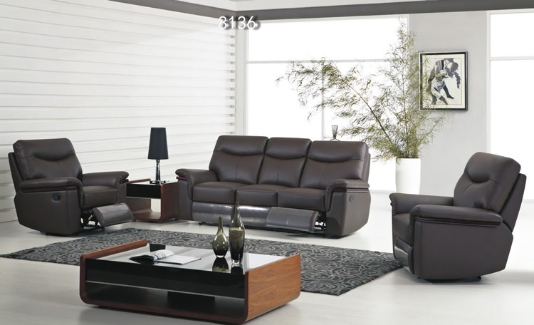 5 Seater Leather Sofa Thesofa