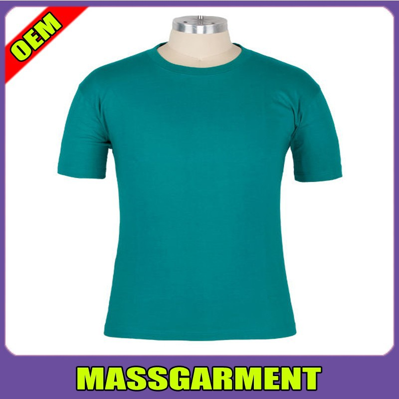 100% organic cotton breathable blank t-shirts wholesale in nanchang jiangxi