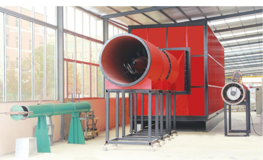 high temperature centrifugal fan blower-box type