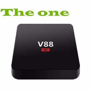 SCISHION V88 Android 5.1 TV Box RK3229 1G 8G 4 USB 4K x 2K 60fps WiFi DLNA Media Player European IPTV SET TOP BOX