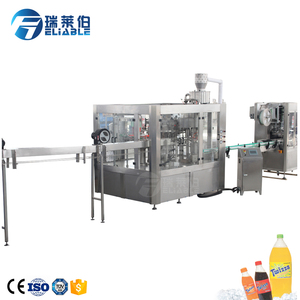 Hot Sale Soda Gas Water Bottling Equipment Factory Manufacturing Machinery