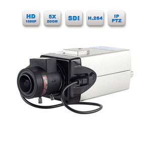 1080P video IP PTZ conference camera 5X zoom live stream