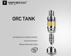 Hot new product Vaporesso ORC atomizer cCell Ceramic coils 3ml sub ohm ORC atomizer