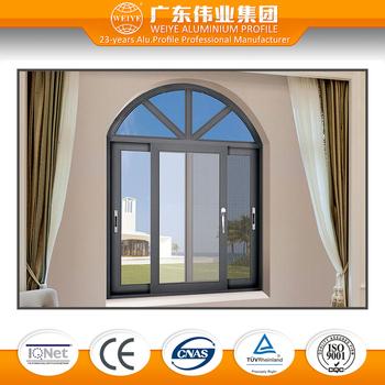 Aluminium Window Screens With Mesh For Casement Type Guard