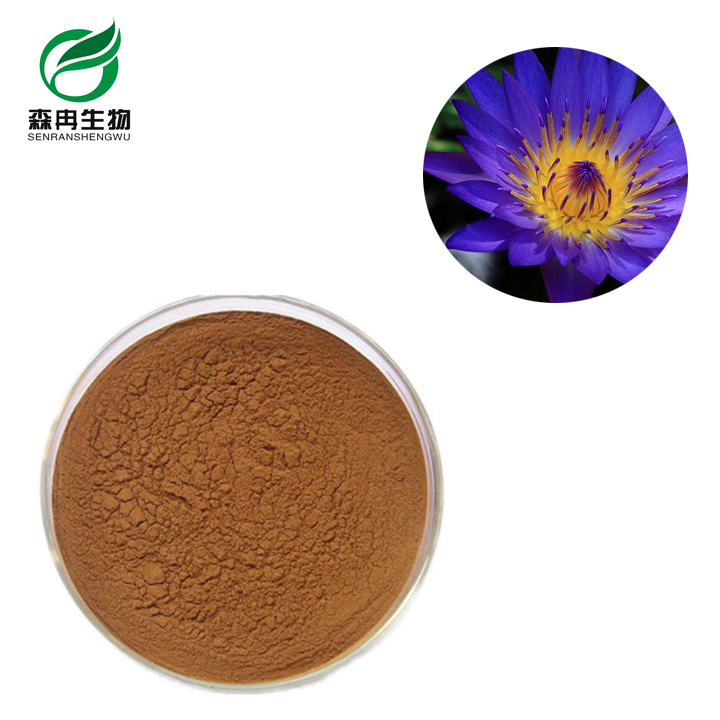 Sr High Quality Blue Lotus Flower Extract Nymphaea Caerulea Buy