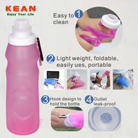 BPA free silicone plastic water bottles chemicals