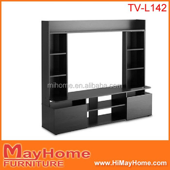 Living Room Furniture Low Price Modern Tv Stand Showcase In Mdf ...