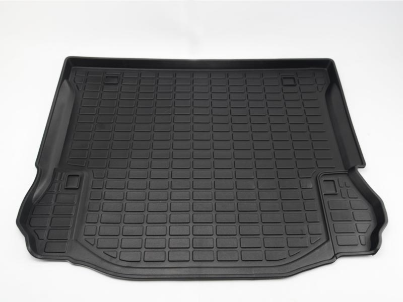 Rear Trunk Tray for jeep wrangler JK 2007+ Trunk Mat for jeep accessories