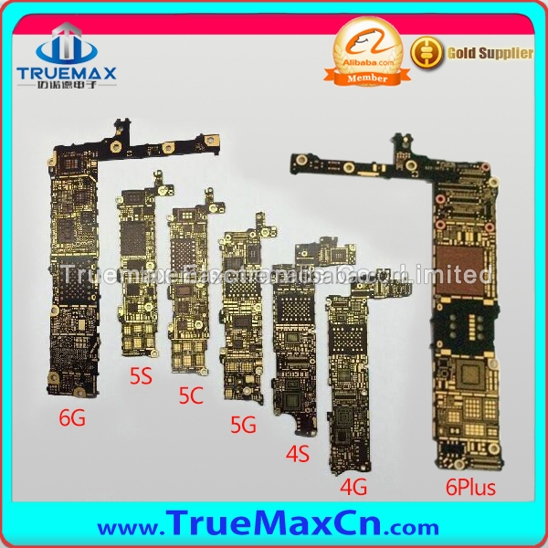 Empty logic board for iPhone 6, NO IC Chip , Just for Repair