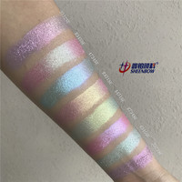 2018 Sheenbow Pigment Mermaid Makeup Luster Pearl Pigment Powder Chameleon Pigment for Cosmetics
