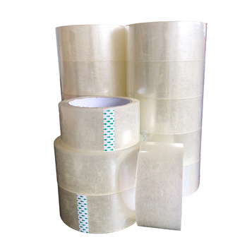OEM Angepasst 38mic x 36mm x 50 m clear tape bopp band verpackung
