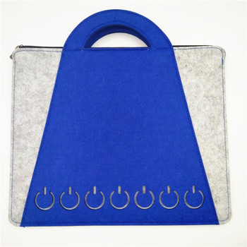 Eco Friendly Fabric Felt 12 5 Inch Laptop Computer Tote Bag Product On Alibaba