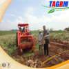 Durable chain one-row cassava root harvester/cassava root digger MSU1200