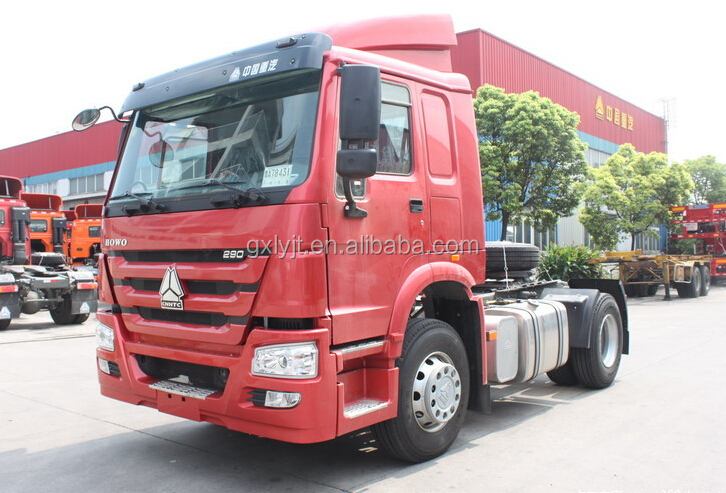 Sinotruk howo Series road transport tractor truck