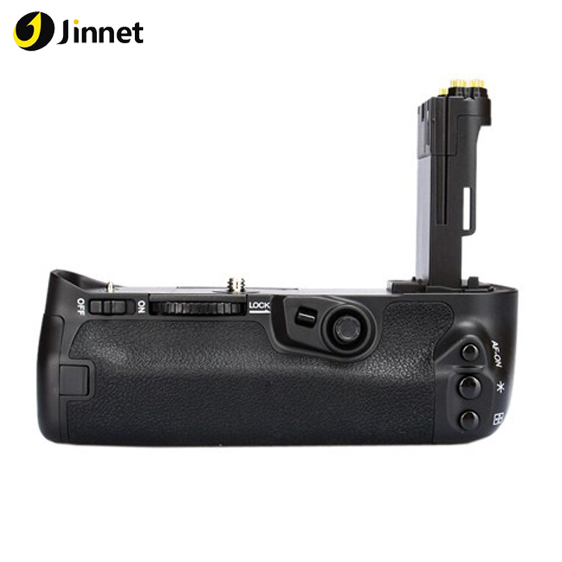 Jinnet Thay Thế BG-E16 Vertical Multi-Power Battery Grip Power Pack cho Canon EOS 7D Mark II Kỹ Thuật Số SLR Máy Ảnh